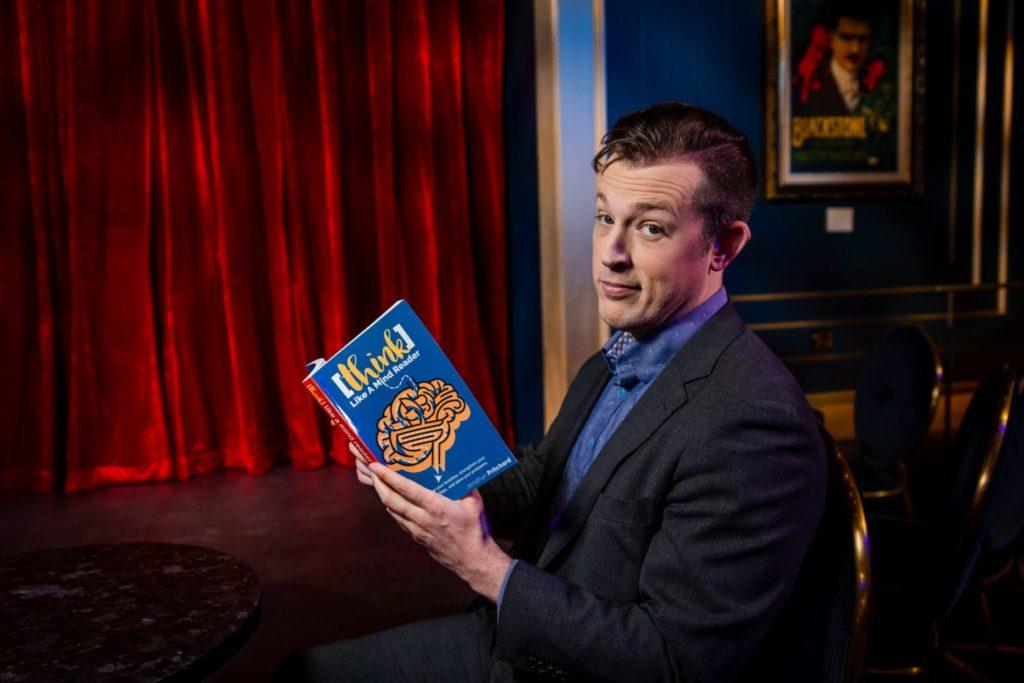Author Jonathan Pritchard