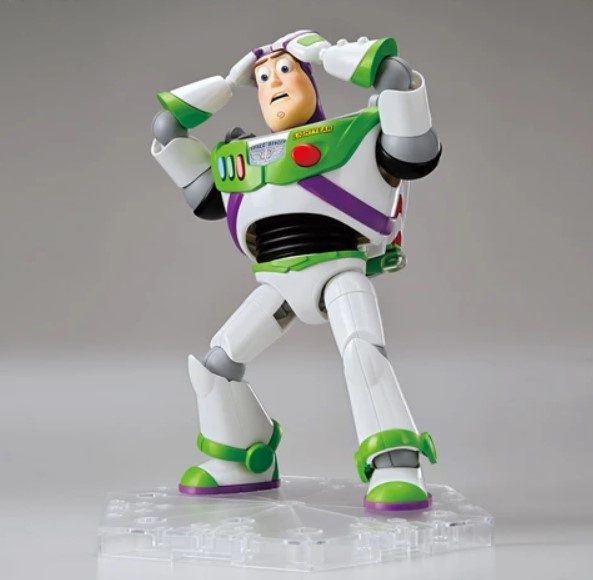 Buzzlightyear toys are not a non fungible token as they can be printed again and again and they're all the same.